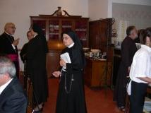 Suor Eletta Peroni. Suor Eletta Peroni postulatrice della Beata Maria Rosa Pellesi